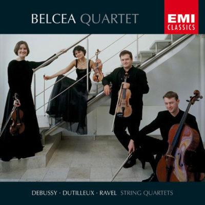 Belcea Quartet Debussy Dutilleux Ravel