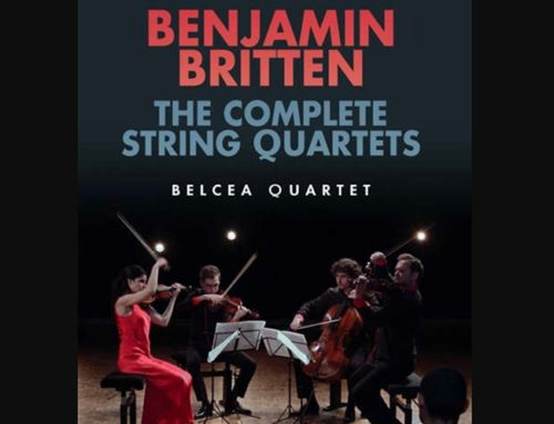 Britten: The complete String Quartets – DVD