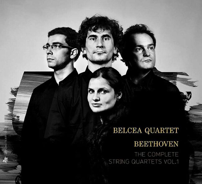 belcea quartet beethoven complete string quartet vol 1