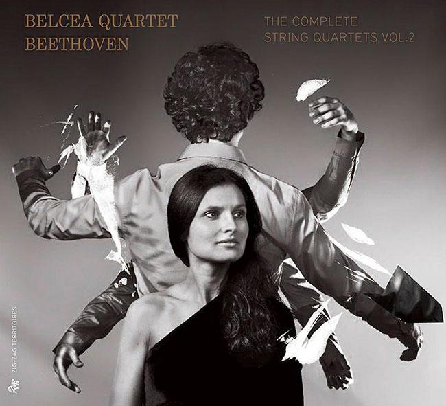 belcea quartet beethoven complete string quartet vol 2