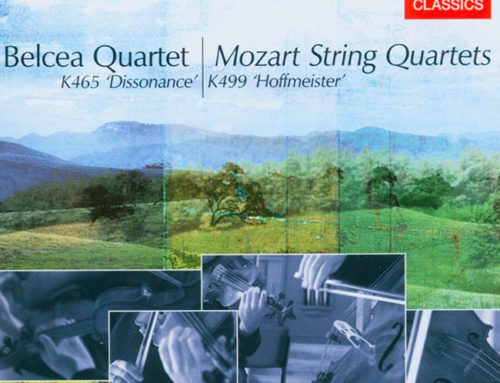 Mozart: String Quartets String Quartet in C Major, K.465 (Dissonance) & D major, K.499 (Hoffmeister)