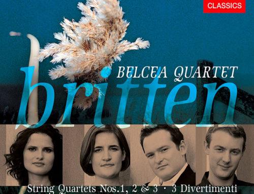 Britten: Complete string quartets & 3 divertimenti