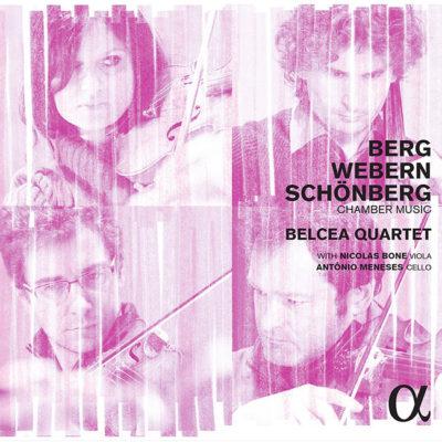 Berg Schoenberg Webern