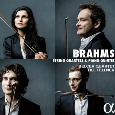 Brahms String Quartets Piano Quintet